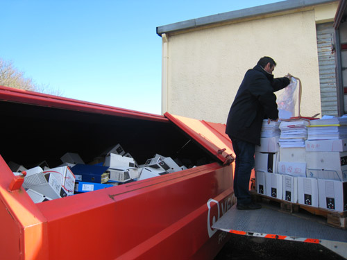 Biotop - Collecte archives