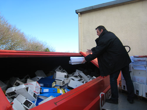Biotop - collecte archives confidentielles